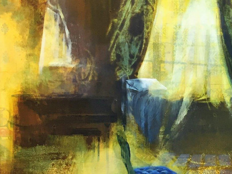 RUSKIN'S REVERIE' BY KATE BENTLEY SWA