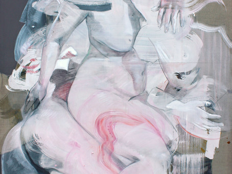 DAUGHTERS OF MEDUSA, Rebecca Fontaine-Wolf Breaks Taboos at Zebra One Gallery