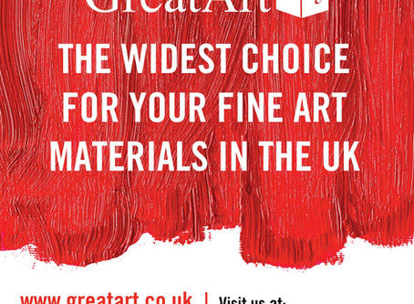 Great Art, Sponsors of The Great Art Award at the SWA Online Exhibition 2020