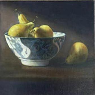 Pears by Diane Urwin