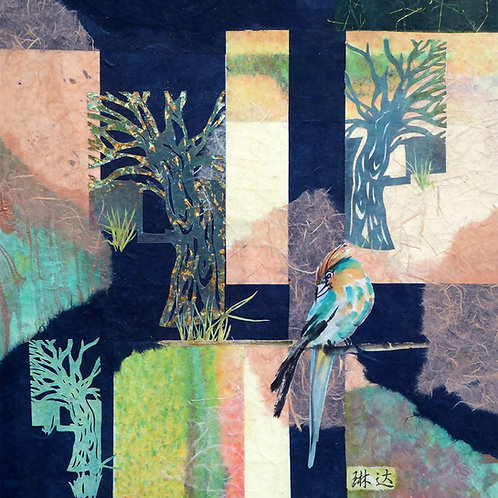Parrot by Linda Traverse Smith