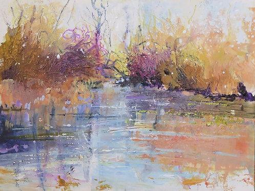 Winter Sun by Maureen Davies