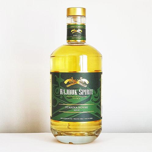 Hajduk Spirit Starina Novak Aged Gin