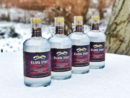 Hajduk Spirit Artisan Distillery Releases Serbia's First Premium Craft Gin