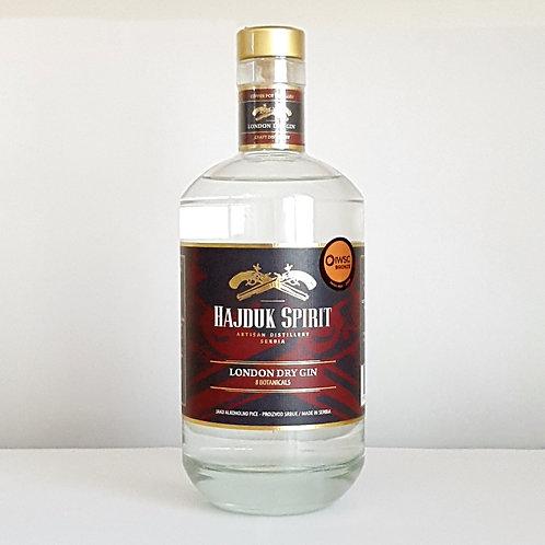 Hajduk Spirit London Dry Gin