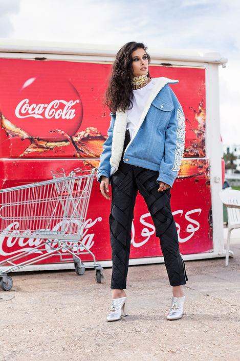 Libyan fashion I libya I street style I Libya culture I Libyan brand I Libyan model