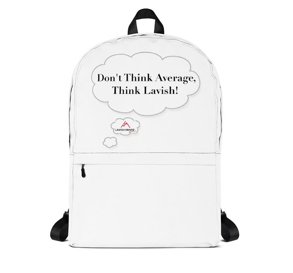 Think Lavish Backpack