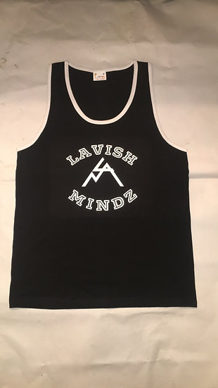 Lavish Mindz Circle Tank Top