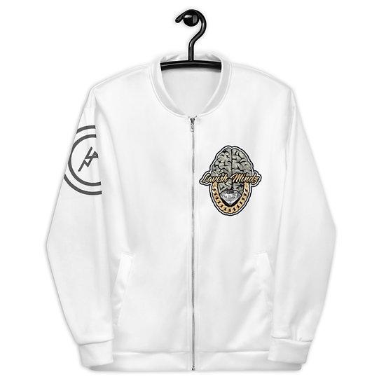 Lavish Brain Unisex Bomber Jacket
