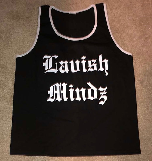 Old Eng. Lavish Mindz Tank Top