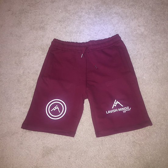 Lavish Logo Shorts