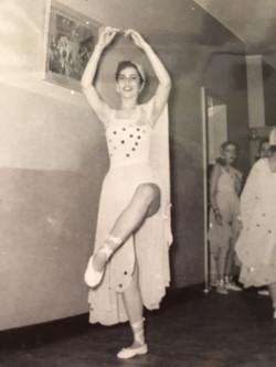 evelyn dancer
