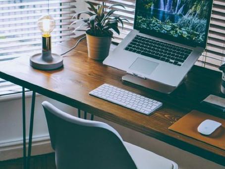 Arquiteta da dicas de ergonomia no Home Office
