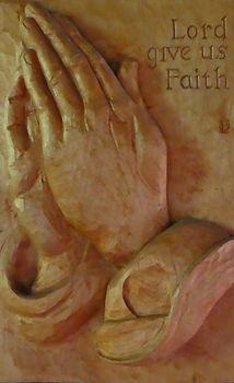 Lord give us Faith