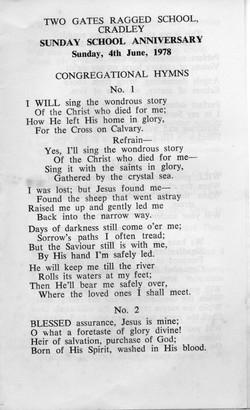B201 Congregational Hymns[4]