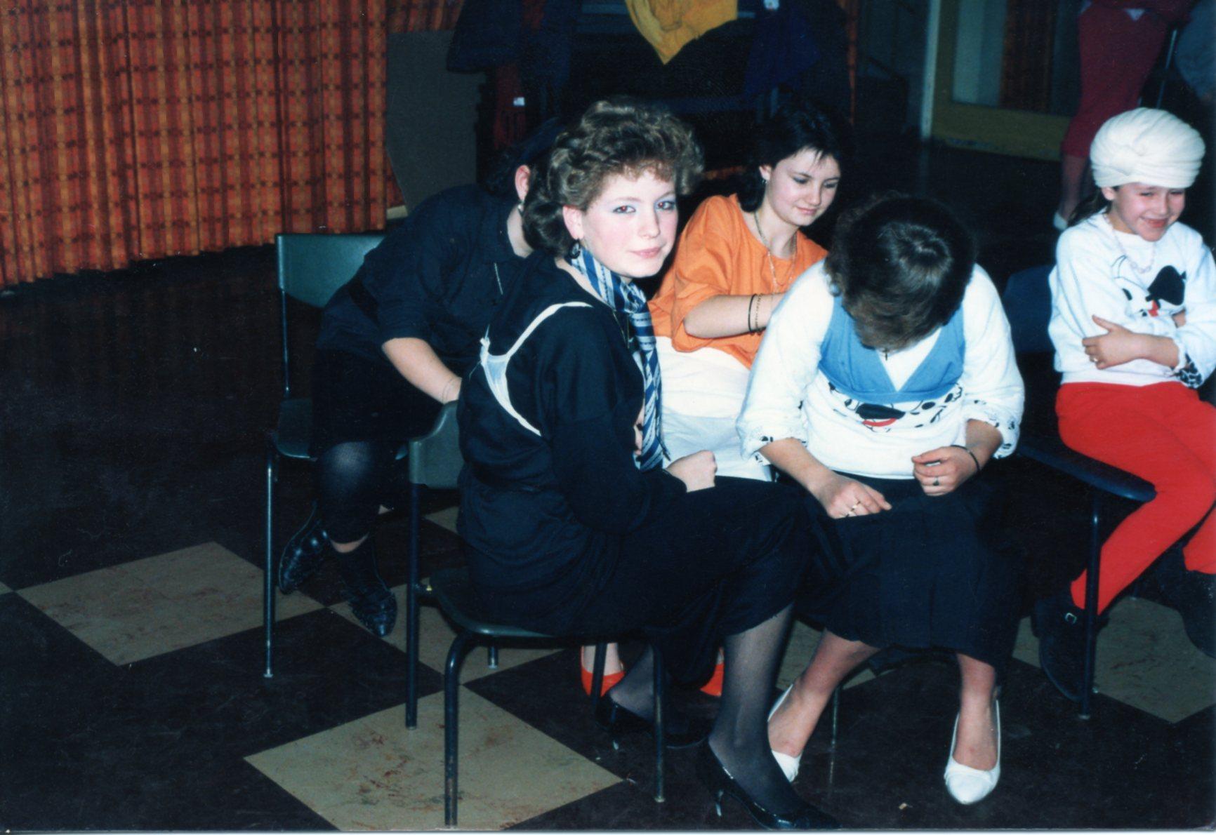 E003 Christmas Party 1990