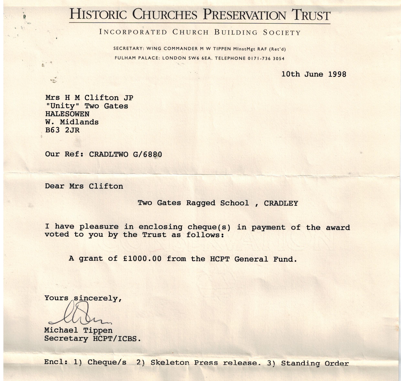 N039_Letter_HCPTrust_Mr-Tippen_[10-06-1998]