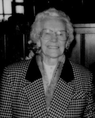 Annie Turner [1910 - 2014]