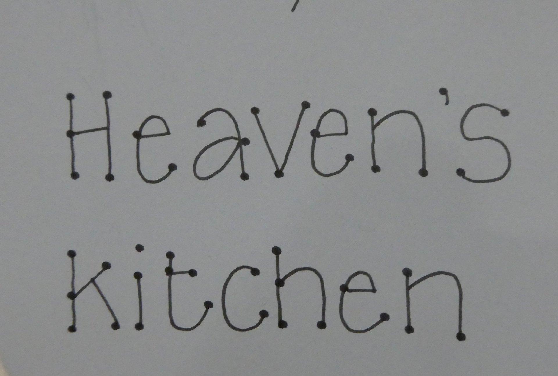 Heavens Kitchen TGRS2