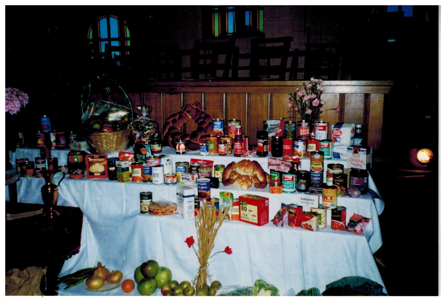 B167 Harvest 1997