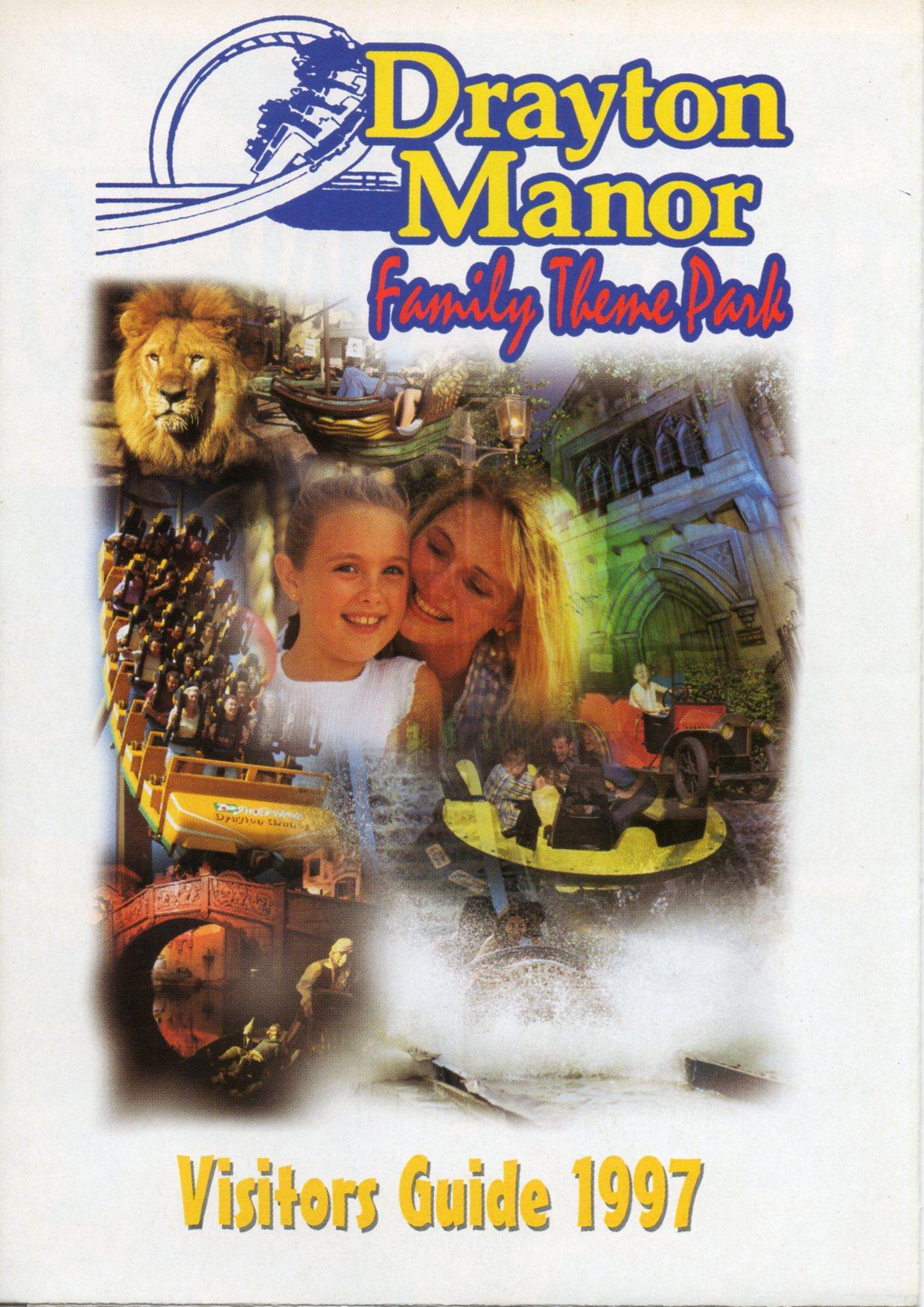 B092 Leaflet [Drayton Manor]