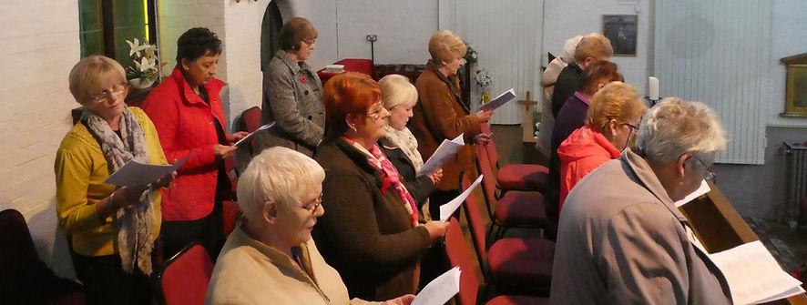 TGRS Ladies Choir