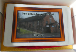 150yrs Cake