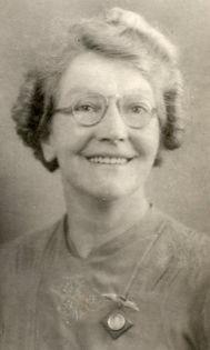 Mrs Phoebe Bloomer 1947