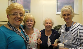 Moryth, Carol, Doreen, Valerie