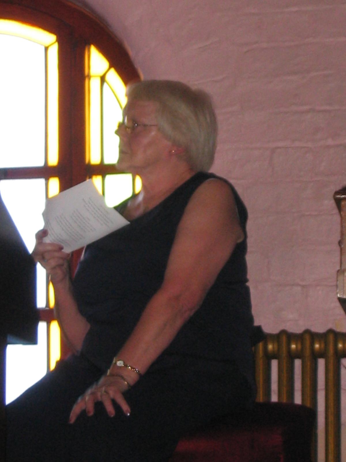 2012_09-04_Harvest [Two Gates Ladies] Rhoda