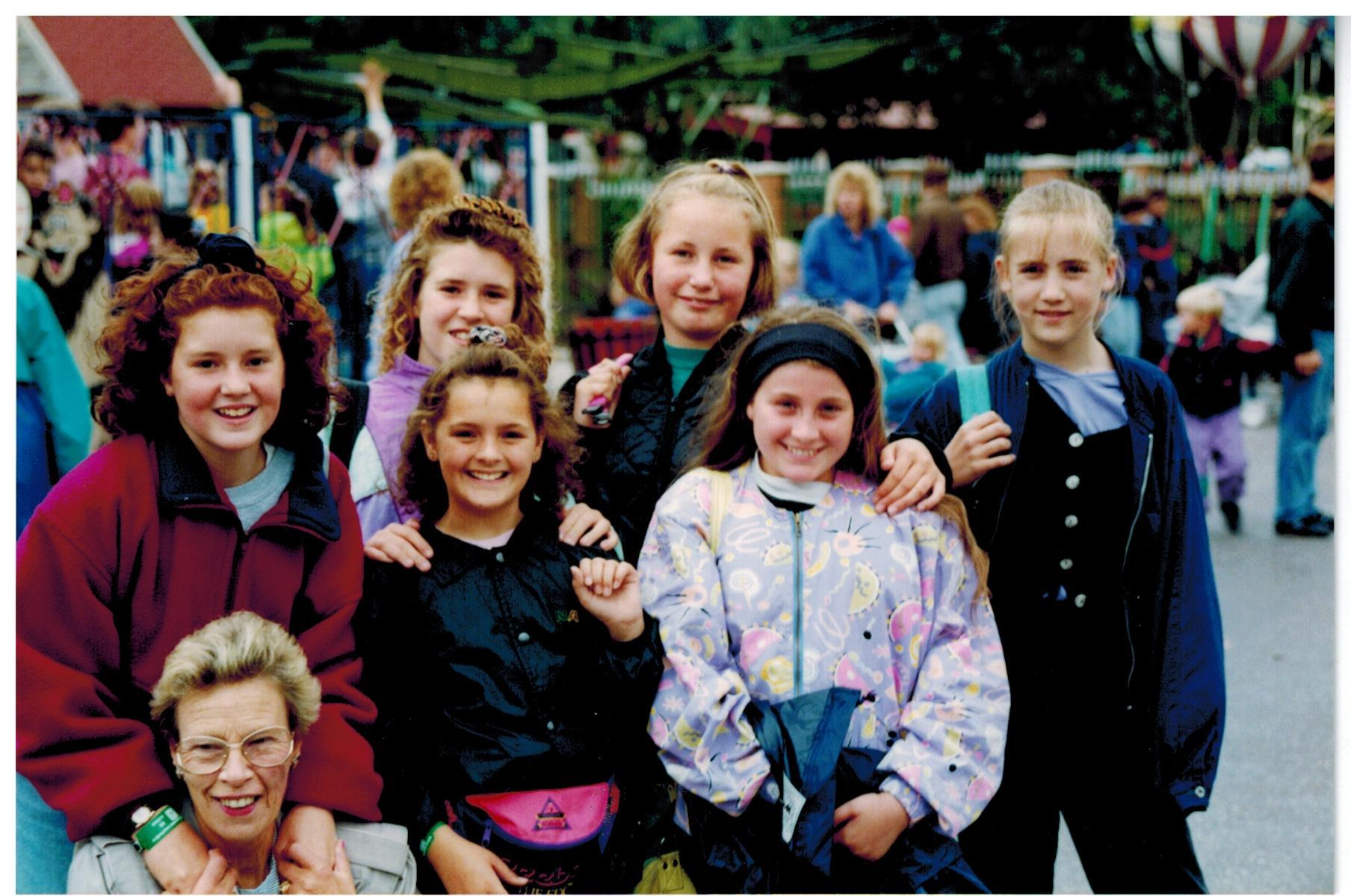 E040 Drayton Manor 1992