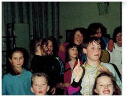 E034 Christmas Party 1992