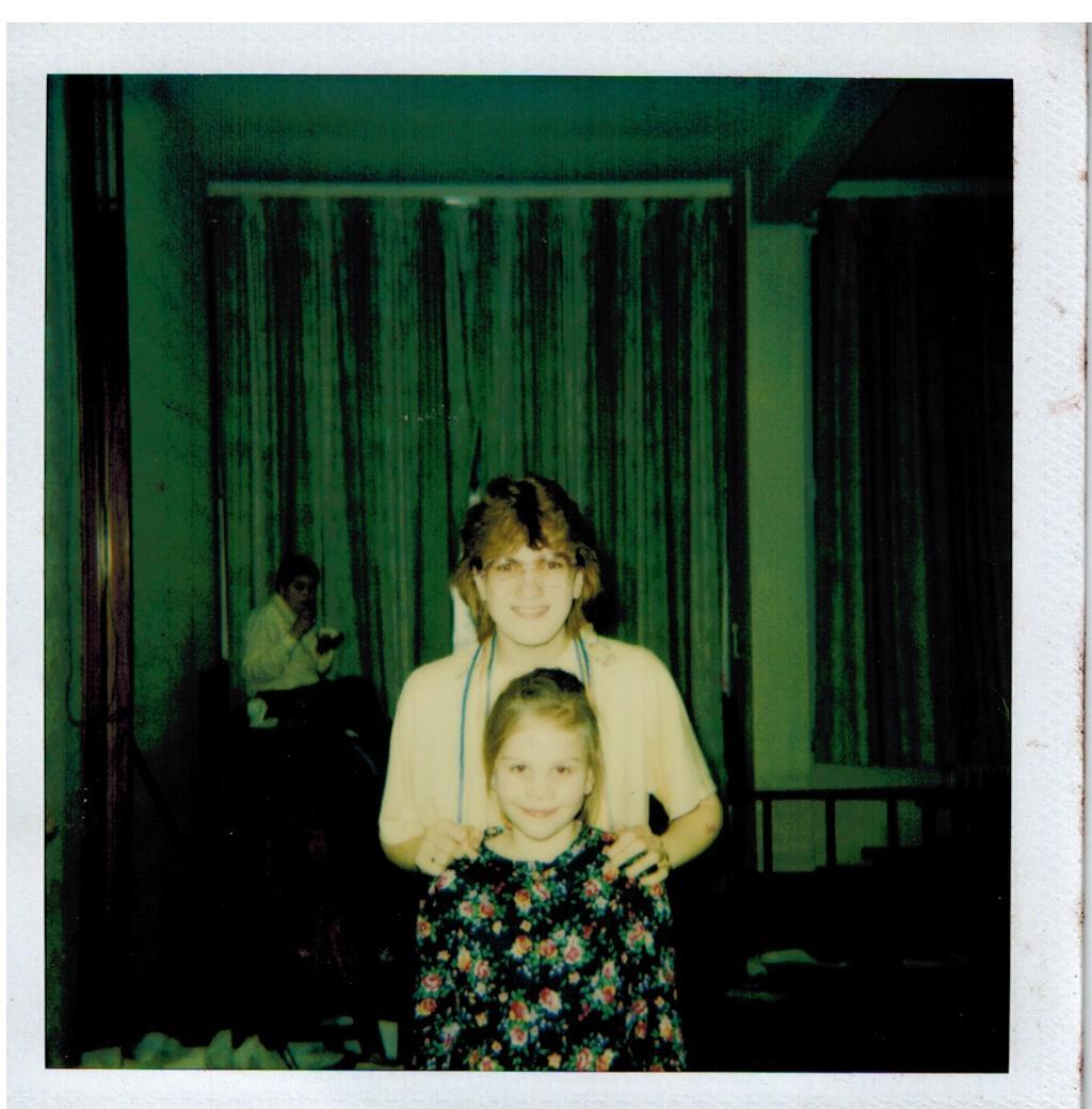 E062 Sunday School Party Jan-1993