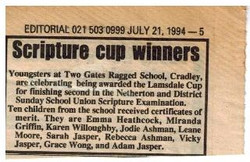 E127 Scripture 1994