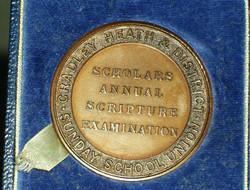 Medal Colour Corrected