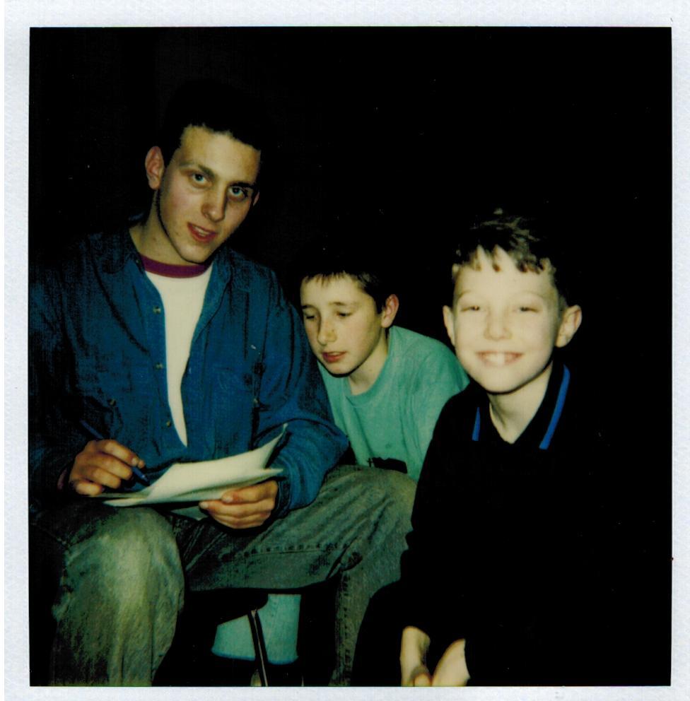 E107 Christmas-Party Feb-1994