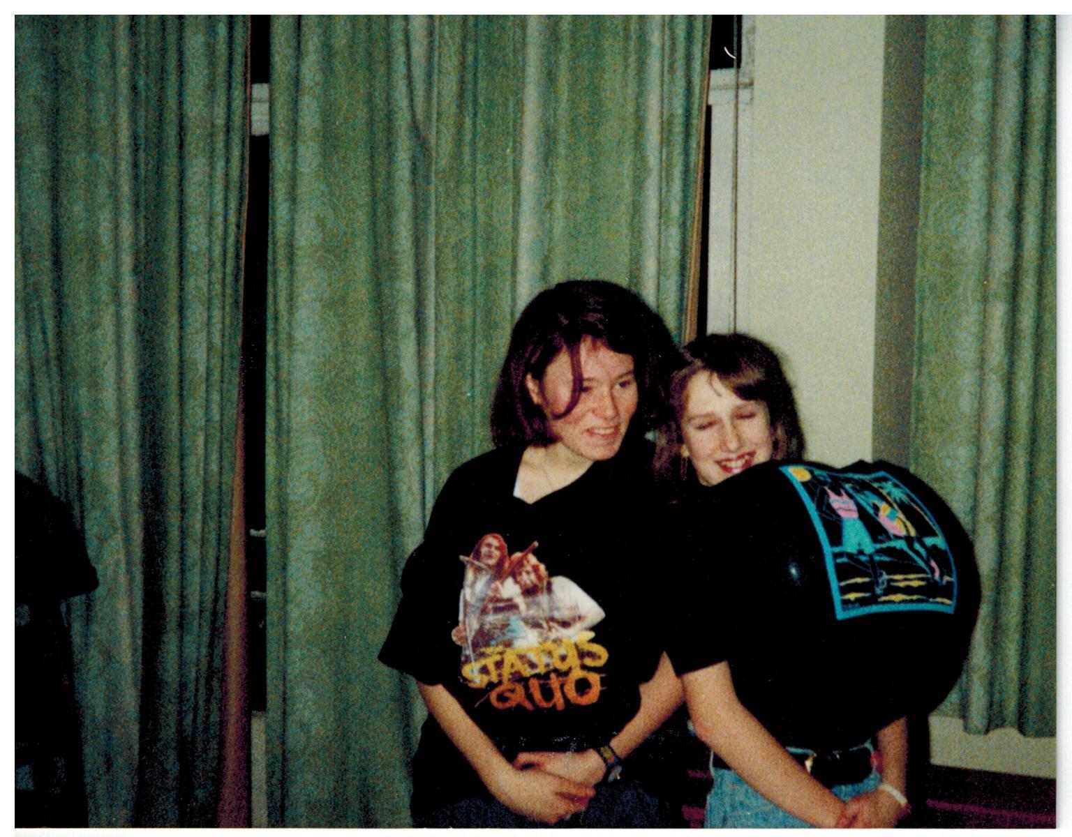 E037 Christmas Party 1992