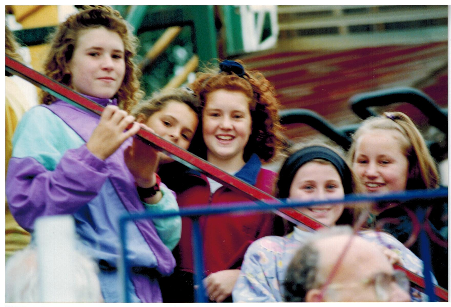 E038 Drayton Manor 1992