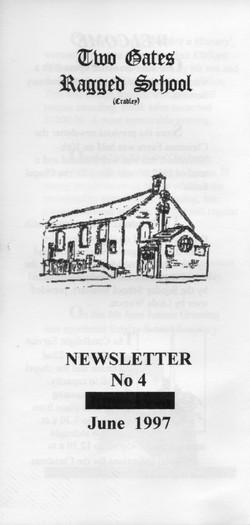 B116a Newsletter No 4 TGRS