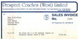 B091 Prospect Coaches [Dr