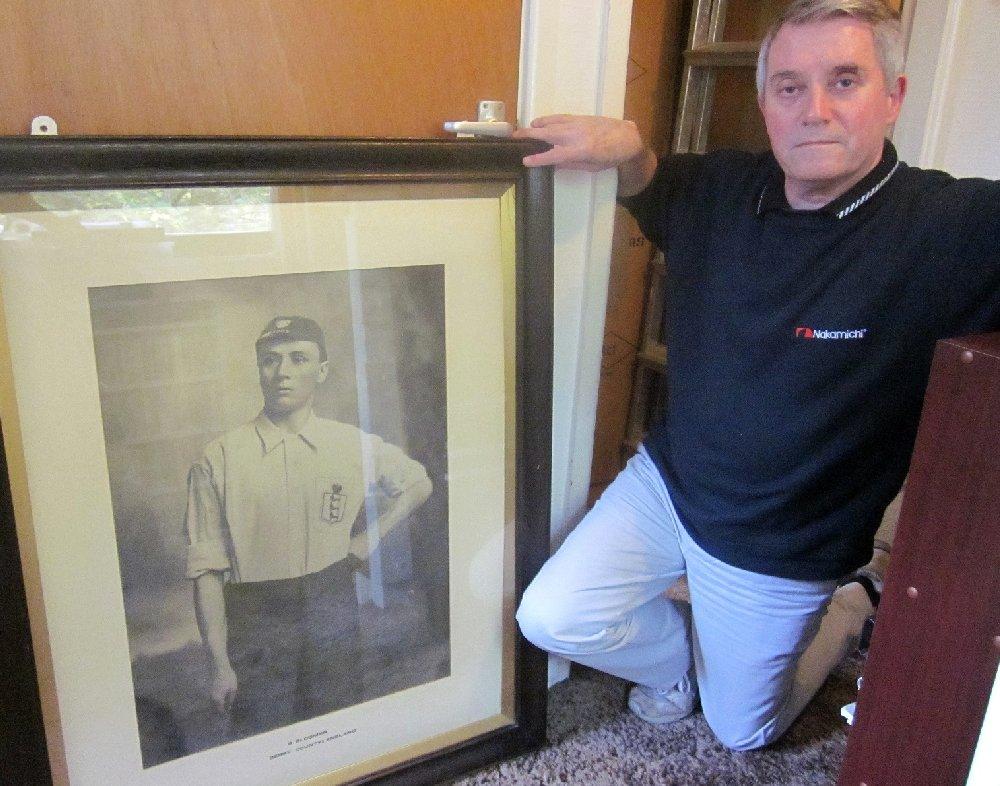 Paul Mortimer [Derby County FC Bloomer Portrait]2016