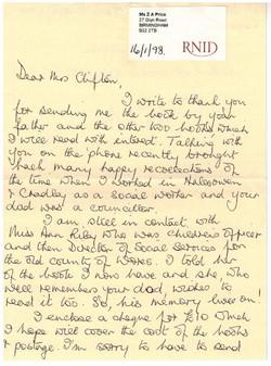 B049a Letter [Z-Price]1998