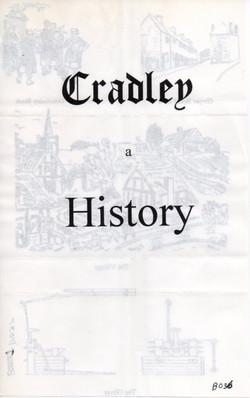 B036a Cradley History