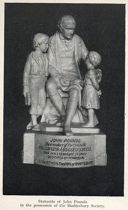 John Pounds figures