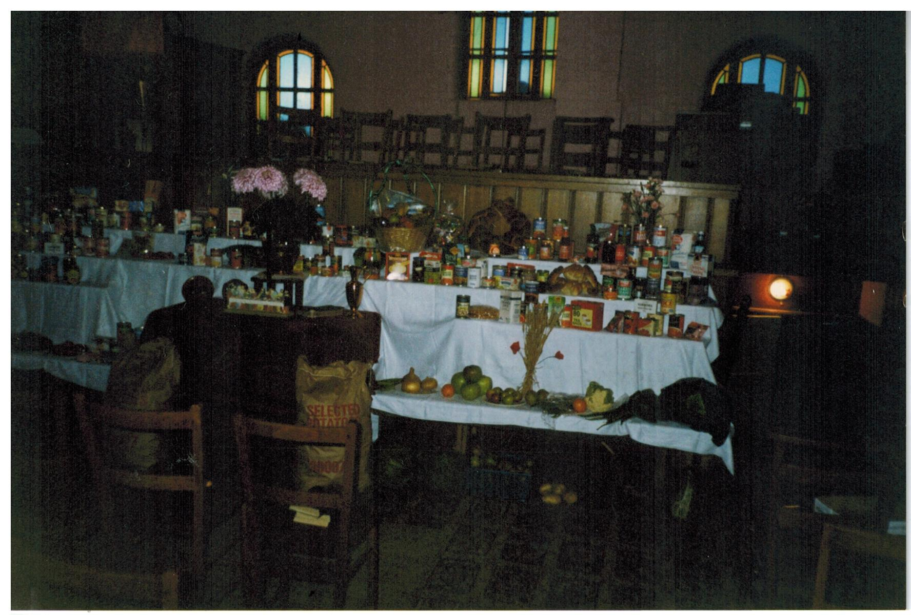 B166 Harvest 1997
