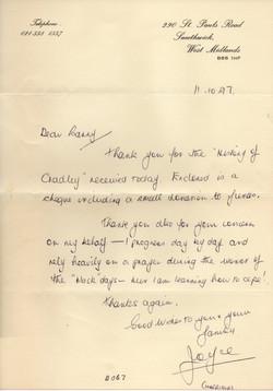 B067 Letter_Thank You [Harrison]