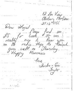 B066 Letter [Taylor]
