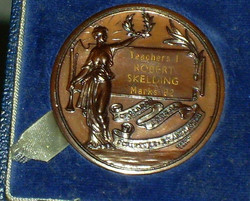 Medal Front Colour Corrected