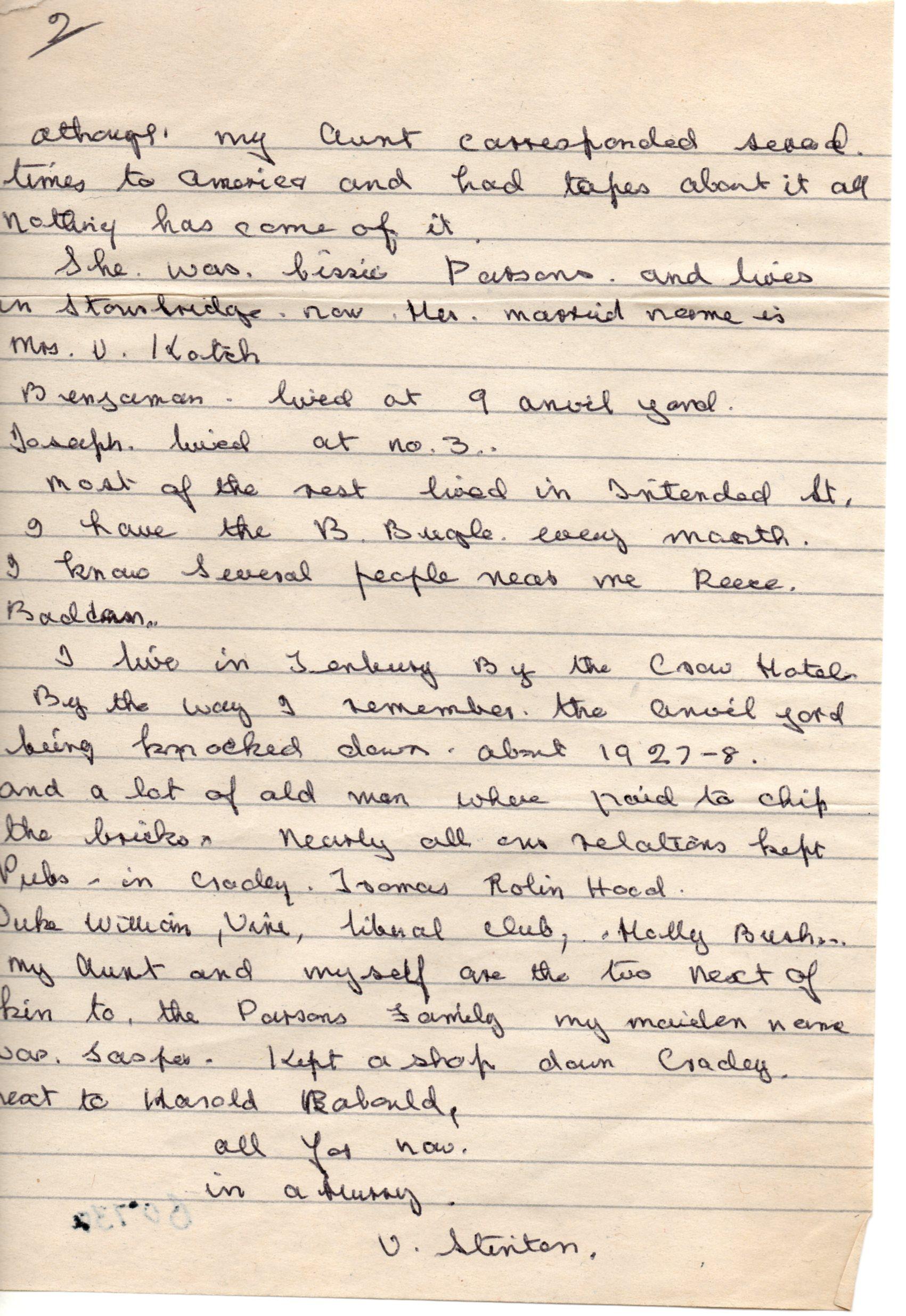 B073b Letter [Stafford]