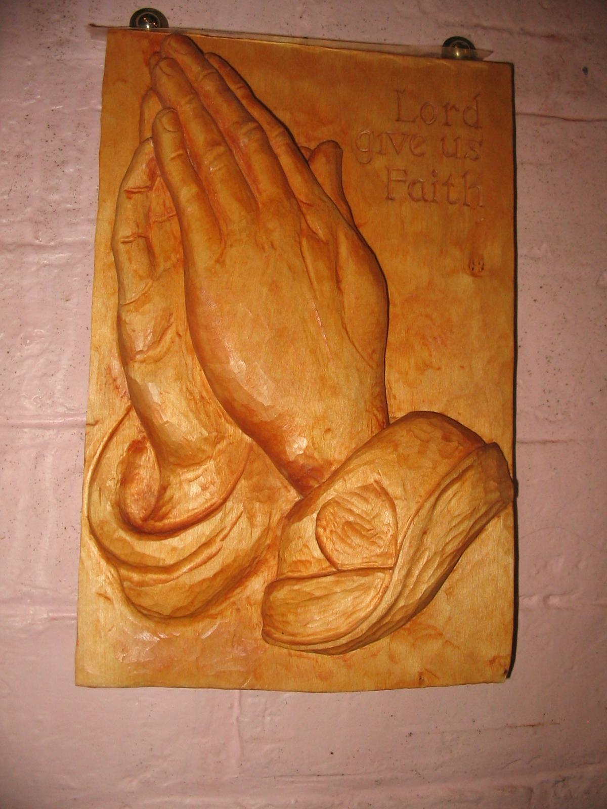 2008_03-23_Easter 6 [Praying Hands]